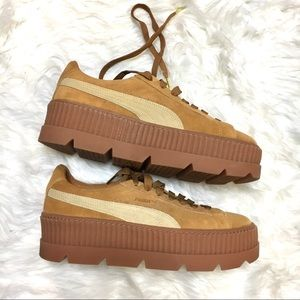FENTY X PUMA Suede Cleated Creeper